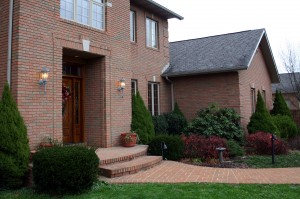 home-curb-appeal-photo-photos-brick-house-landscape-plants
