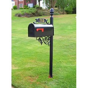how architectural and decorative mailboxes enhance curb appeal - Decorative Mailboxes