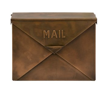 IMAX-44090-Tauba-Copper-Mail-Box